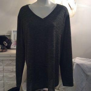 NWOT Green Light Knit Sweater size 3X